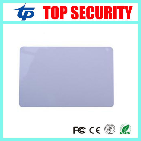 13.56MHZ proximity card MF card IC card for time attendance and access control MF smart card turck proximity switch bi2 g12sk an6x