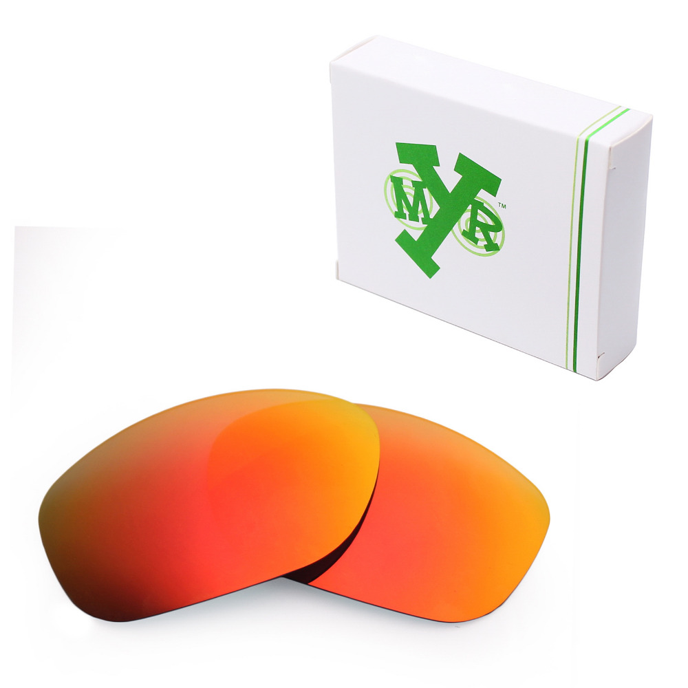 e7af721613d Mryok POLARIZED Replacement Lenses for Oakley Pit Bull Sunglasses Fire Red-in  Accessories from Apparel Accessories on Aliexpress.com