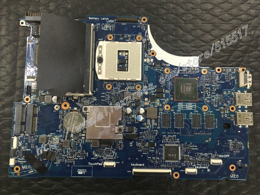 For HP ENVY 15 15-J laptop Motherboard 746447-501 746447-001 with 740M video card 2GB