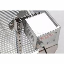 Электрический гриль для барбекю, вращающийся мотор, 5 об/мин, нержавеющая сталь, гриль для барбекю, мотор для жарки, вертел, мотор для жарки, 220 В/110 В
