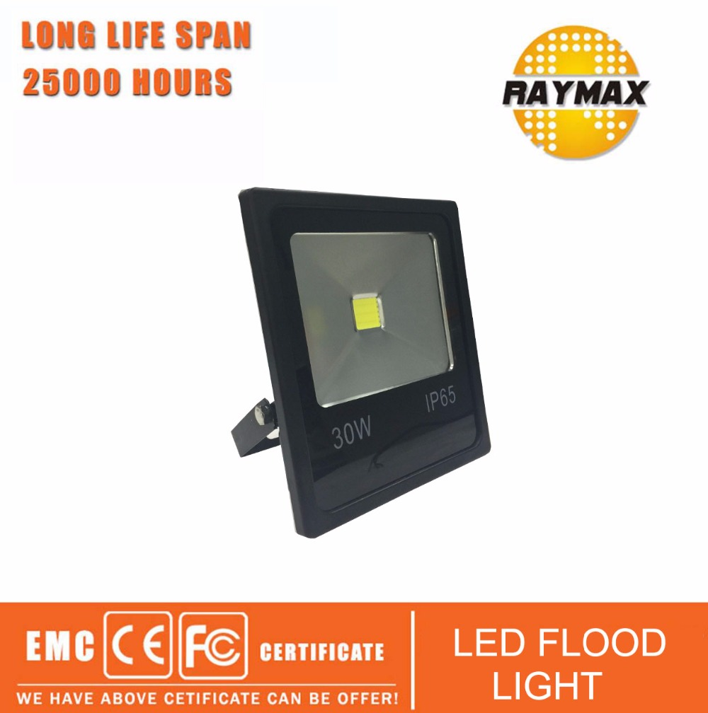 ФОТО 30W LED Flood Light IP65 Waterproof Slim high power outdoor FLOOD LAMP 220V