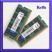 Samsung KIT 2GB 2x1GB PC2 5300 DDR2 667 SO DIMM 200 PIN 667Mhz 2G NON ECC