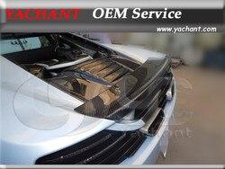 Z włókna węglowego OEM silnika pokrywy nadające się do 2011-2014 MP4 12-C 650 S z włókna węglowego