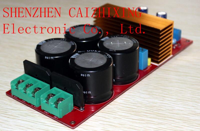 Free-Shipping-IRS2092-class-d-amplifier-Class-D-audio-power-amplifier-board-300w-speaker-protection-We