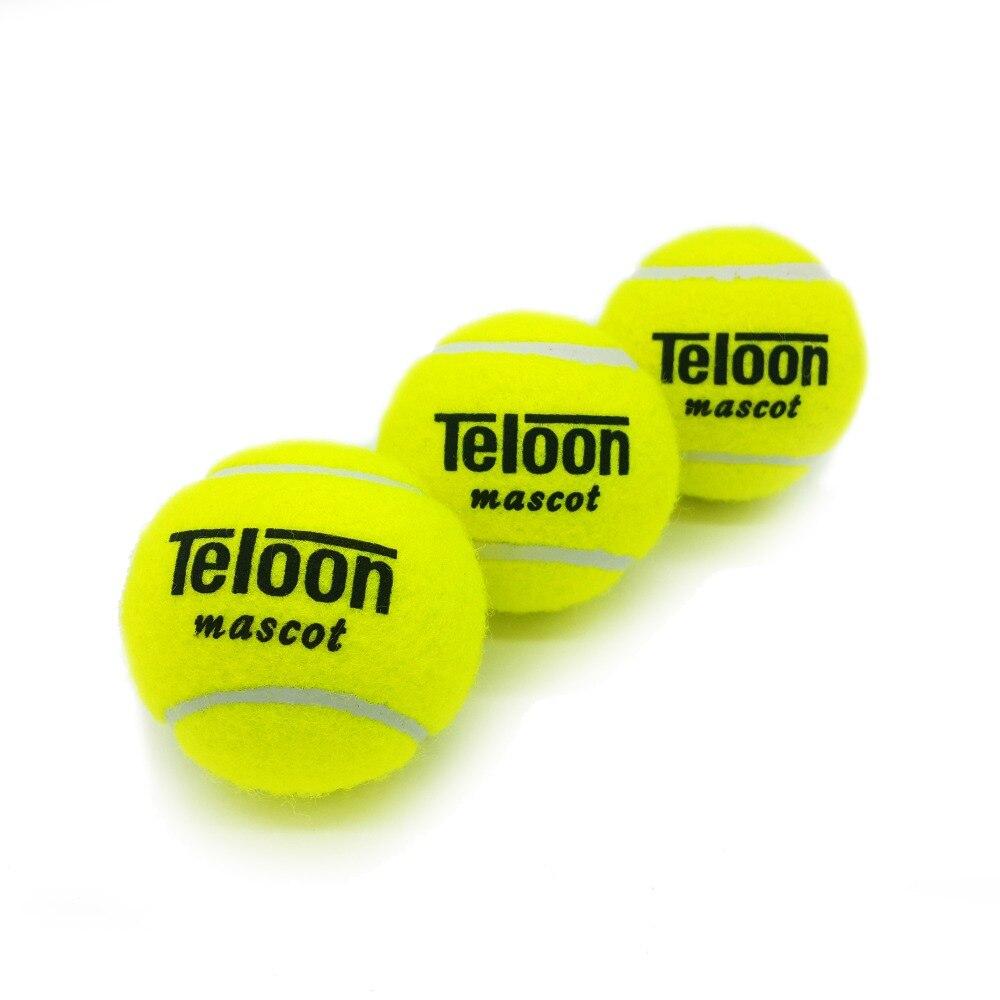 801 מותג חדש עמידות גבוהה כדור טניס כדור טניס תרגיל עיסוק Tranning עמיד מהיר משלוח חינם 3 יחידות
