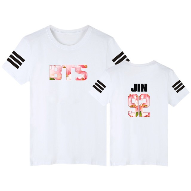 BTS Short Sleeve Unisex Cotton T-Shirt