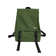 2019 New Japanese double bag female capacity Korean edition INS backpack Mens Oxford cloth single-shoulder canvas