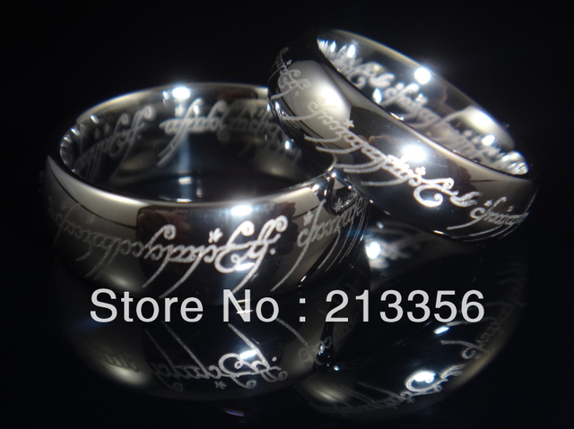 2PCS/PAIR FREE SHIPPING! USA WHOLESALES CHEAP PRICE 6/8MM WOMEN&MENS TUNGSTEN WEDDING SILVER LORD RING HIS/HER BEST BRIDAL RINGS