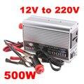 500 W inversor carro motor inversor 12 V para 220 V fonte de alimentação interruptor