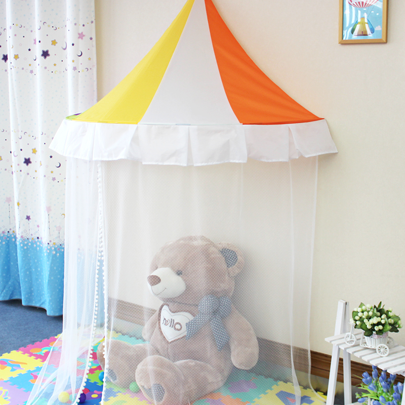 Child Gauze Tent Mosquito net Half Circus Canopy Hanging Toy Tent For Children Play Game Tents Kids Birthday Gift-in Toy Tents from Toys u0026 Hobbies on ...  sc 1 st  AliExpress.com & Child Gauze Tent Mosquito net Half Circus Canopy Hanging Toy Tent ...