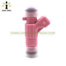 CHKK-CHKK Car Accessory 0280156183 46757284 77363806 fuel injector for FIAT PUNTO / PANDA STILO 1.4 16V