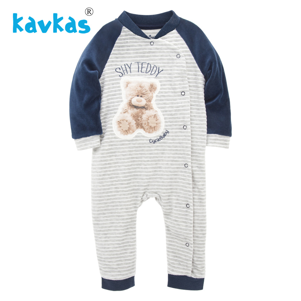 0-3Months, Gray -1 Newborn Baby Boys Girls Cartoon Dinosaur Hoodie Romper Onesies Jumpsuit Outfits Clothes