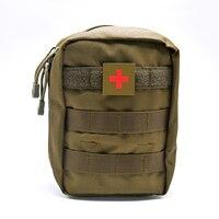 Мини сумка для путешествий аптечка для выживания Портативный выживания тактическая Аварийная сумка для первой помощи военный комплект мед...