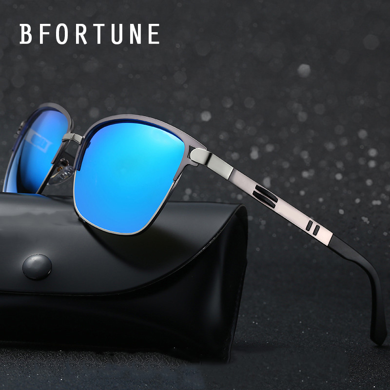 BFORTUNE Polarized Marca Designer de Moda Masculina de Condução Óculos de  Sol Dos Homens Óculos De Sol Do Vintage UV400 Oculos de sol Masculino Gafas 269ebdc283