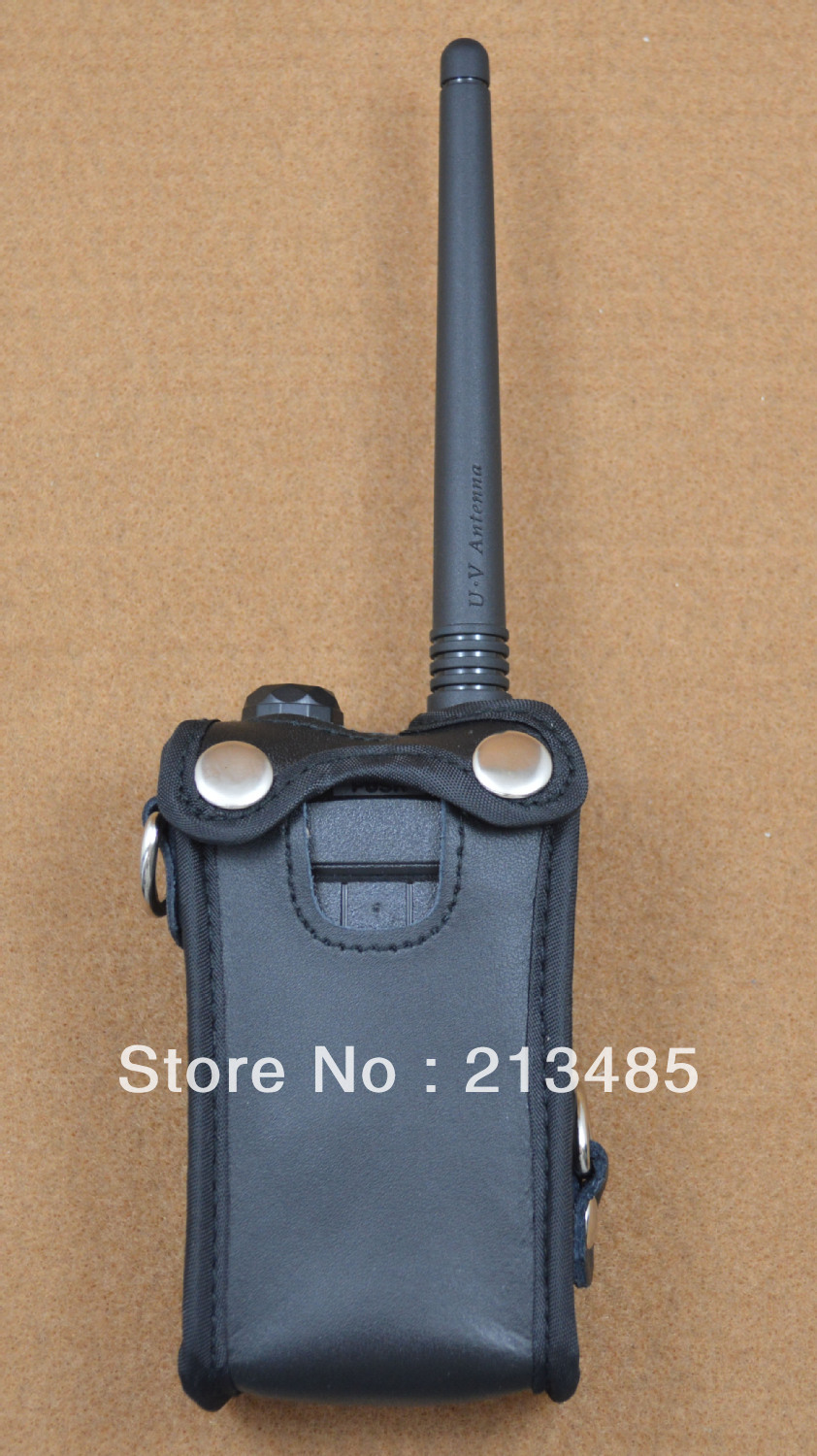 Leather Case for Baofeng UV-5R,TYT TH-F8 Good Quality Brand New 100%