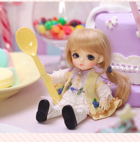 1/8 BJD lalki żółty sbelle w Lalki od Zabawki i hobby na AliExpress - 11.11_Double 11Singles' Day 1