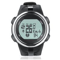 2019 New Cycling Bicycle Computer Wireless MTB Road Bike Cycling Odometer Rainproof Bicycle Speedometer Watch LED Digital Rate