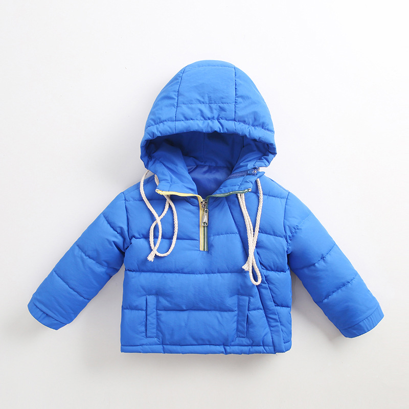 Children Down Coat  Boys girls Winter Warm Down Parkas Kids Jackets Long Outerwear Jacket Coat for girls 2017 kids warm winter boys down jacket children thicken coat long down jackets for boys white duck down hooded collar outerwear