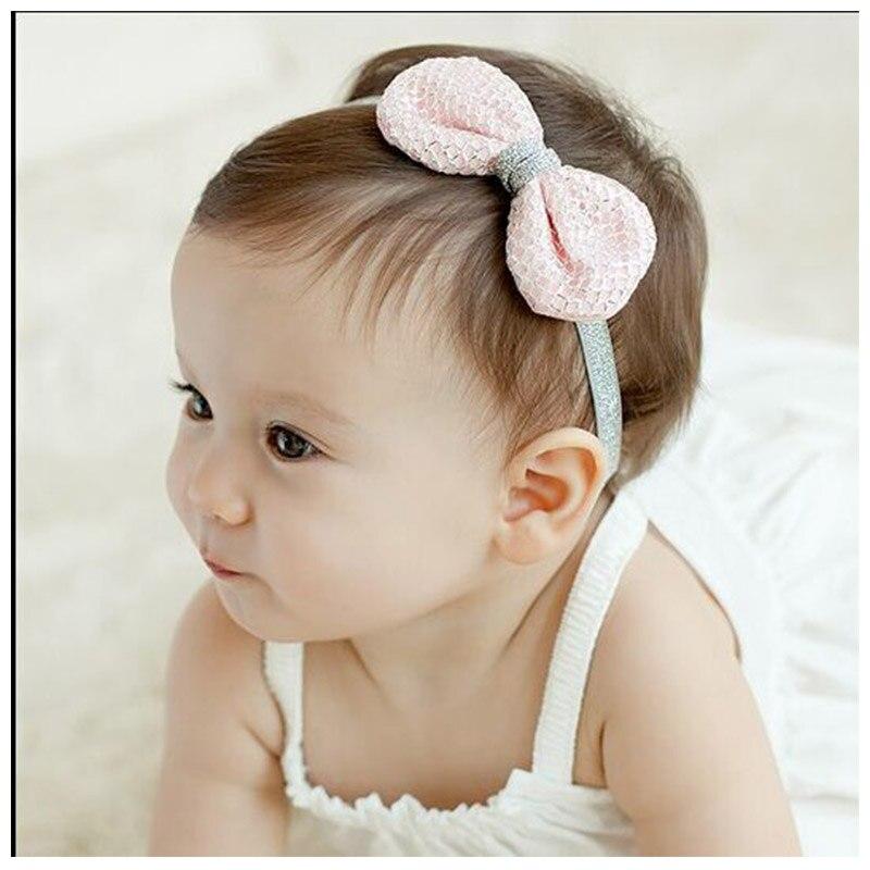 slido elstico princesa girls diademas nios accesorios para el cabello adornos para el cabello precioso beb