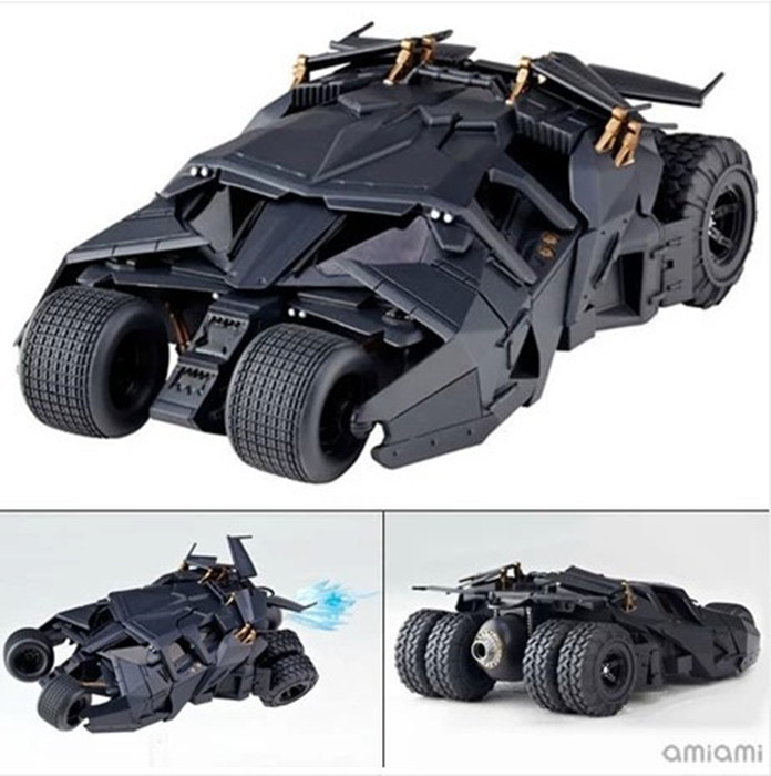 The Dark Knight Batmobile Tumbler Action Figure 1/8 scale painted figure Batman 043# Batmobile Doll PVC ACGN figure Toy Anime ...