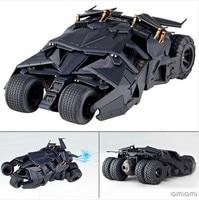 The Dark Knight Batmobile Tumbler Action Figure 1/8 scale painted figure Batman 043# Batmobile Doll PVC ACGN figure Toy Anime