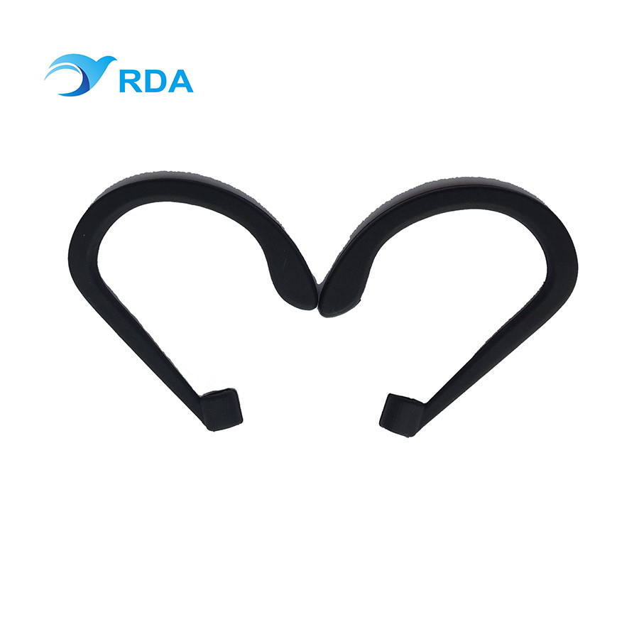 RDA For Apple Airpods Headphone Earphone Anti Lost ear hook Strap For Air Pods Silicone ear