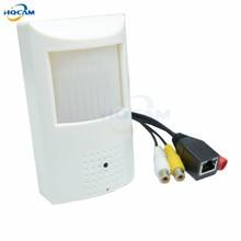 720P Pir Motion Detector Camera Covert PIR IP Camera IR LED CCTV Camera IR Night Vision camera Motion Detect 2pcs led