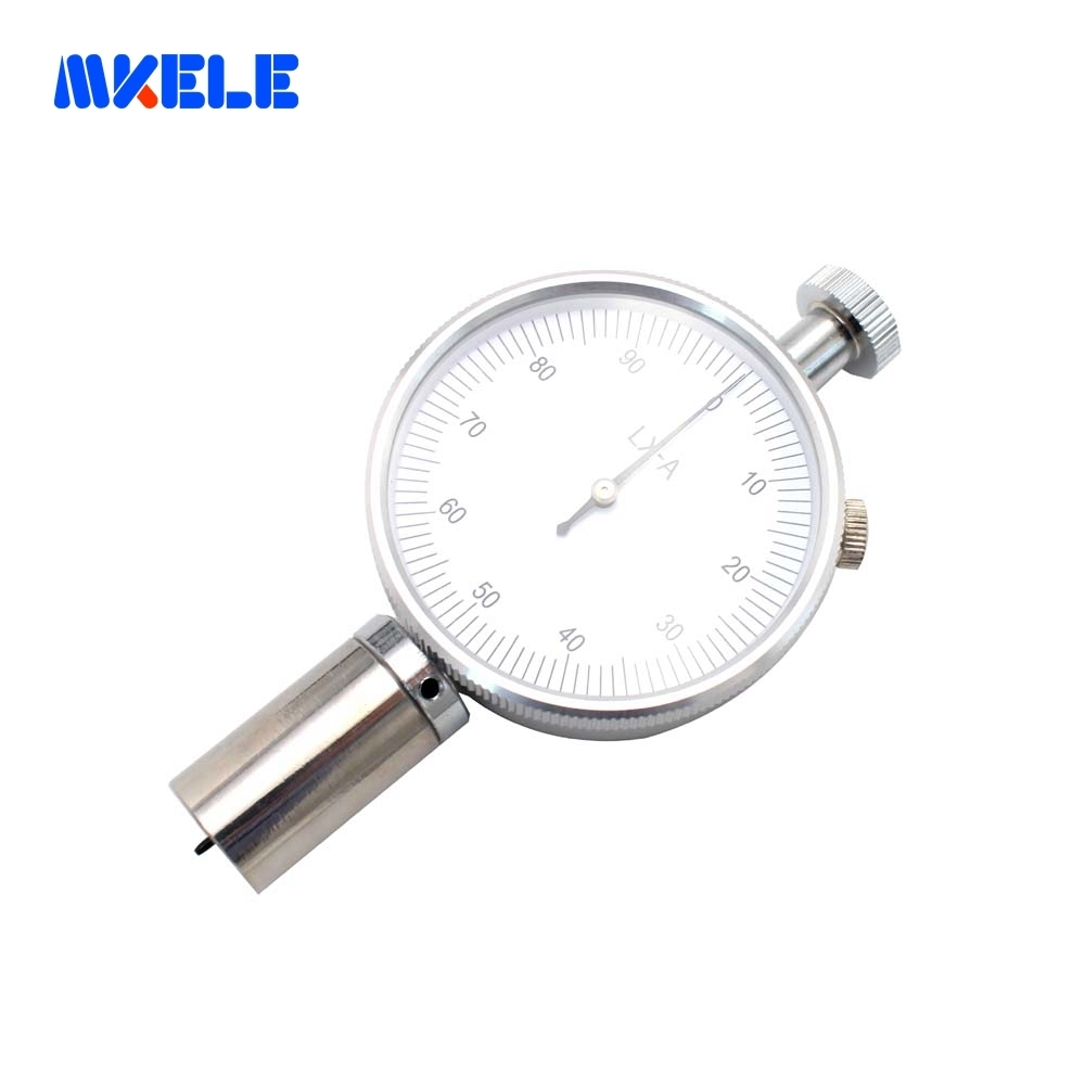 portable single needle shore hardness tester LX A 1 applicable to general rubber synthetic rubber vulcanized