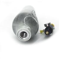 Acecare 300bar гПа PCP Air винтовка Углерода Firber цилиндров/майка 1.1L и клапан 4500PSI для PCP винтовка пневматическая винтовка для съемки купить