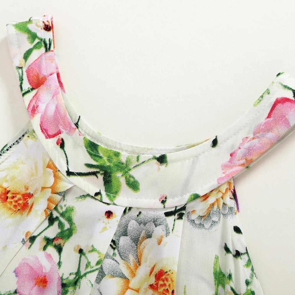Летнее платье для маленьких девочек вечерние платья принцессы на свадьбу детская одежда с цветочным принтом для малышей vestido verano bebe на день рождения