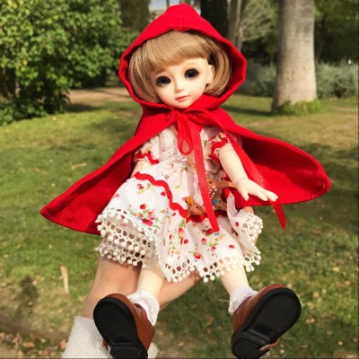 ФОТО Free shipping high quality Handmade 3pcs/set Skirt+cloak+socks Doll Clothes for Blythe licca azone Doll accessories Toys Gift