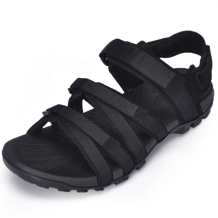 Charming 2018 Men Gladiator Male Shoes Buckle Platform Wedges Summer Sandals Flip Flops Shoes Schoenen Vrouw Slippers Gladiator