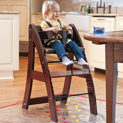 Multifunctional A Shaped Type Baby Seat Big Guardrail Child Dining Chair  High Chair Height Adjustable Chair In Booster Seats From Mother U0026 Kids On  ...