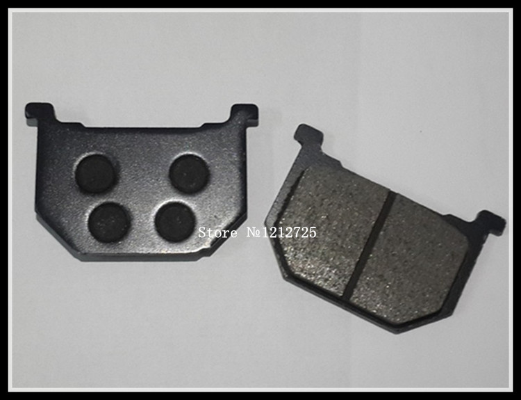 Motorcycle brake pads GN250 GZ250 ST250 Disc brake TU250 VL250 Brake pads