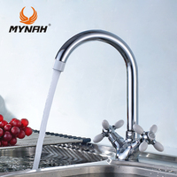 Russia Free Shipping Classic Kitchen Faucet Dual Control Multi Color Choice Free Conversion Of Water Perspective