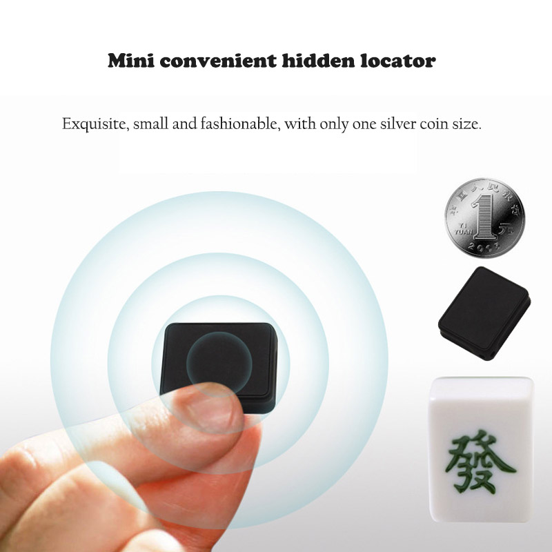 Mini GPS Tracker Spy Device Miniature GPS Locator Without Installation Personal Tracker Anti-theft Remote Hearing Monitoring стоимость