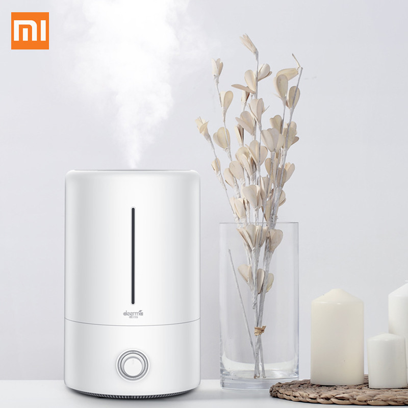 Xiaomi Mijia Deerma Humidifier 5L Air Humidifier 35db Quiet Air Purifying For Air-Conditioned Rooms Office HouseholdXiaomi Mijia Deerma Humidifier 5L Air Humidifier 35db Quiet Air Purifying For Air-Conditioned Rooms Office Household