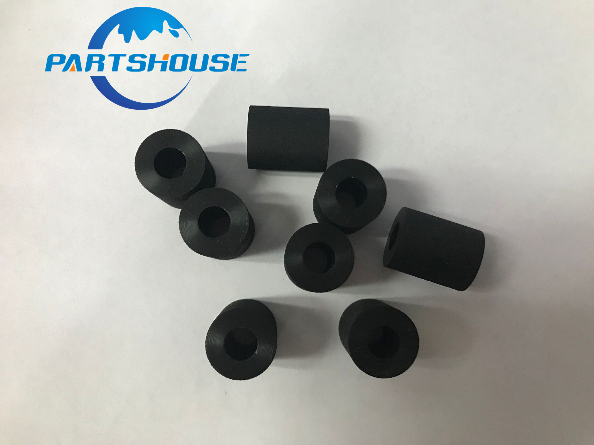 20Pcs Pick up Roller tire 2BR06520 2F906240 2F906230 for <font><b>Kyocera</b></font> FS1028 1035 1100 1120 <font><b>1128</b></font> 1300 1320 2000 3900 Pickup rubber image