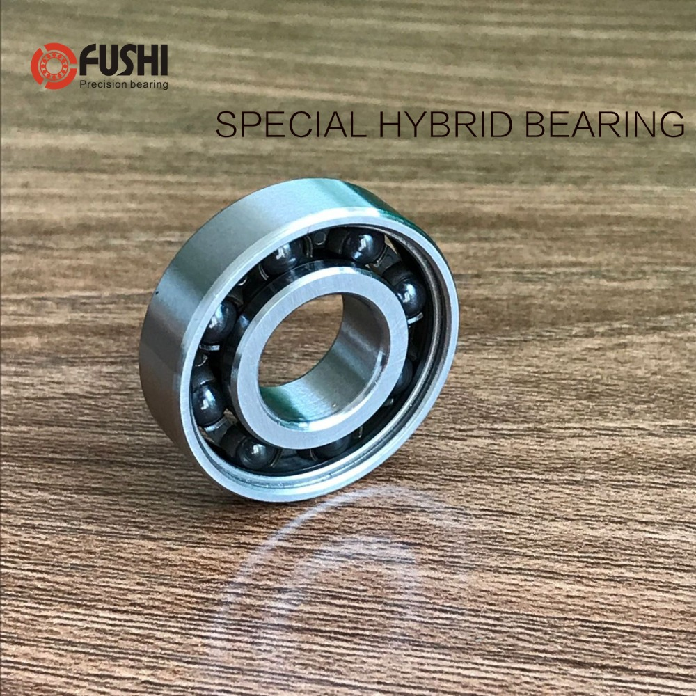 697 OPEN 7*17*5mm / 698 OPEN 8*19*6mm / 699 OPEN 9*20*6mm Hybrid Si3N4 Ceramic Ball Bearing ( 1 PC) No Grease No Sealed BEARINGS эксмо 978 5 699 68891 3