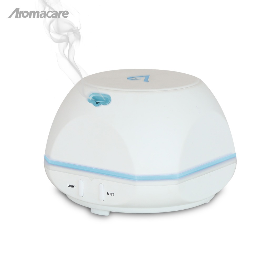 USB Aroma Essential Oil Diffuser Ultrasonic Cool Mist Humidifier Air - Perkakas rumah - Foto 1