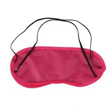 1 PC 9 Colors Sleep Rest Sleeping Aid Eye Mask Eye Shade Cover Comfort Health Blindfold Shield Travel Eye Care Beauty Tool