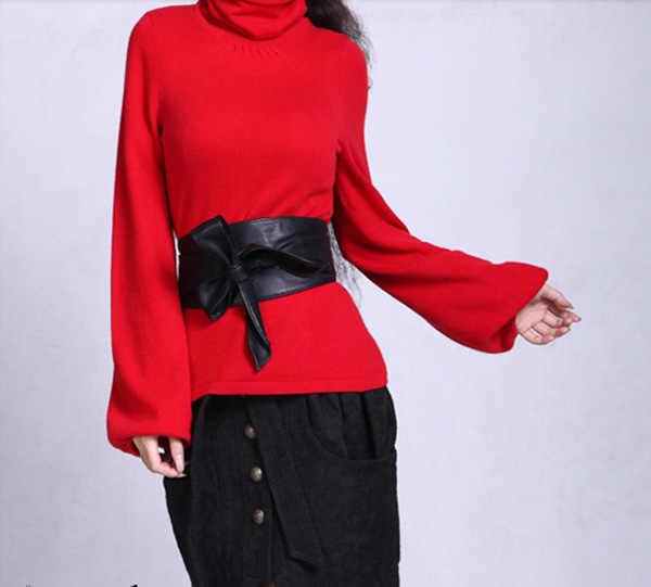 2019 модные осенне-зимние пуловеры Женская кулачная водолазка кашемировый шерстяной свитер женский свитер тонкий вязаный свитер