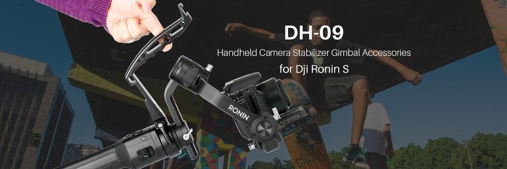 DH 03 l tipo suporte de microfone
