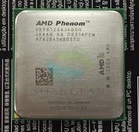 AMD Phenom X4 9850 HD985ZXAJ4BGH Quad-Core שולחן העבודה 2.5 GHz מעבד Socket AM2 +/940pin