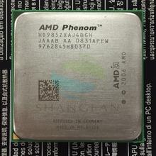 AMD Phenom X4 9850 Quad-Core DeskTop 2.5GHz CPU  HD985ZXAJ4BGH HD9850XAJ4BGH Socket AM2+/940pin