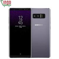 Originele Ontgrendeld Samsung Galaxy Note 8 6 GB RAM 64 GB ROM 6.3 inch Octa Core Dual Back Camera 12MP 3300 mAh Smart Mobiele telefoon