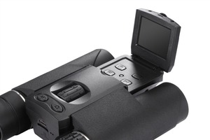 Image 2 - คุณภาพสูง HD กล้องวิดีโอดิจิตอล 1.5 นิ้ว 1.3MP ซูม 10x25 กล้องส่องทางไกลกล้องวิดีโอกล้องโทรทรรศน์เลนส์ MicroSD/TF การ์ด