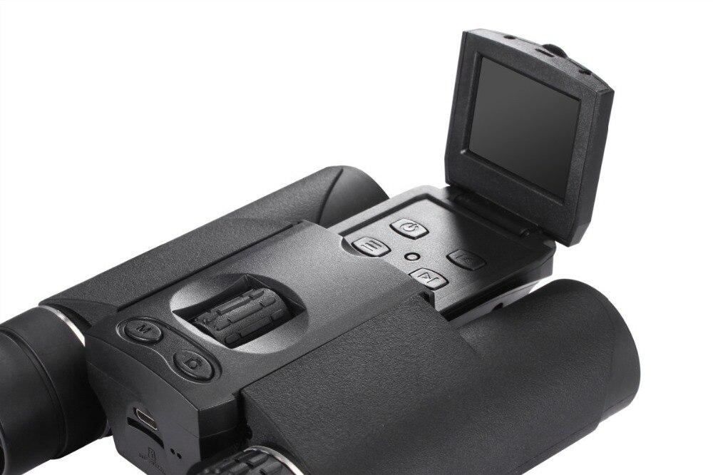 Image 2 - 高品質の Hd デジタルビデオカメラ 1.5 インチ 1.3MP ズーム 10x25 双眼鏡望遠鏡レンズ MicroSD/TF  カード -    グループ上の スポーツ