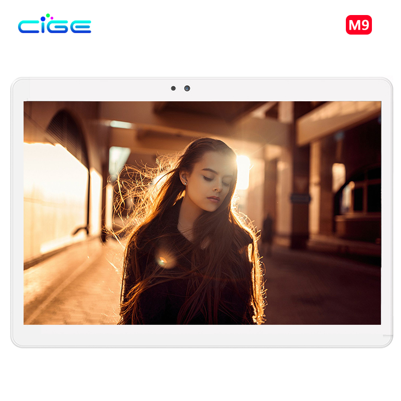 Tablet 10.1 Android 8.0 Octa Core 4GB 6GB 4G Lte Tablets Phone Call Dual SIM MTK8752 Octa Core 1920x1200 IPS FHD Screen
