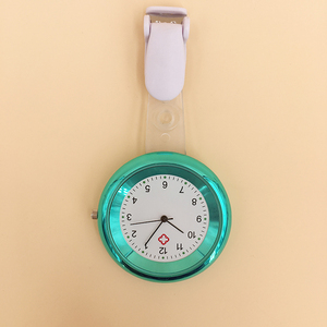 Nurse Watch Brooch Clip Infect